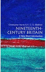 Papel Nineteenth-Century Britain: A Very Short Introduction