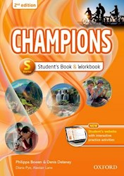 Libro Champions Starter  Student'S Book And Workbook With Reader Pack