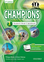 Libro Champions 1  Student'S Book With Reader Pack