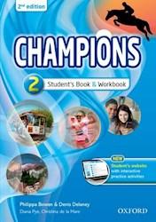 Libro Champions 2 St-Wb +Readers