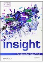 Papel INSIGHT PRE-INTERMEDIATE: STUDENTS BOOK