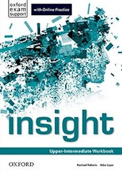 Papel Insight Upper-Intermediate Workbook W/Online Practice