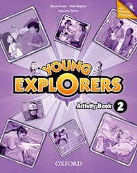 Papel Young Explorers 2 Workbook W/Online Practice