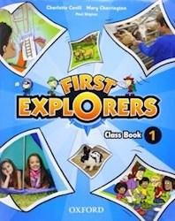 Papel First Explorers 1 Class Book