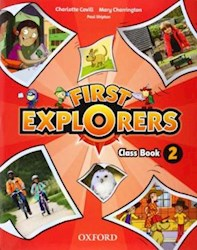 Papel First Explorers 2 Class Book