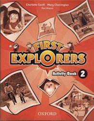 Papel First Explorers 2 Activity Book