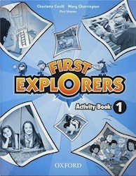 Papel First Explorers 1 Activity Book