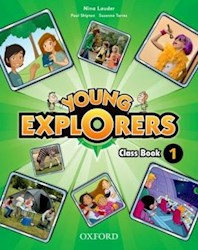 Papel Young Explorers Level 1 Class Book