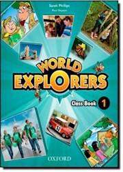 Papel World Explorers Level 1 Class Book