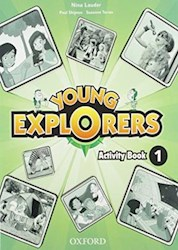 Papel Young Explorers Level 1 Activity Book