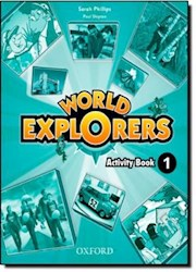 Papel World Explorers Level 1 Activity Book
