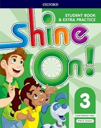Papel Shine On! 3 Student Book & Extra Practice