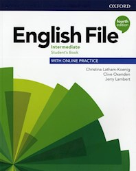 Papel English File Fourth Edition Intermediate Student'S Book (With Online Practice)