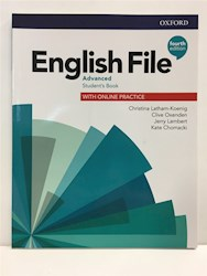 Papel English File Fourth Edition Advanced Student'S Book