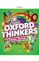 Papel Oxford Thinkers 1 Class Book