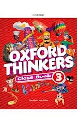 Papel Oxford Thinkers 3 Class Book
