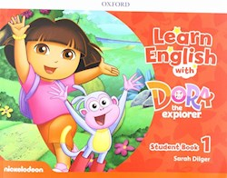 Papel Learn English With Dora The Explorer 1 Student'S Book