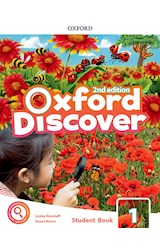 Papel Oxford Discover 2nd Edition 1 Student's Book