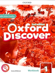 Libro Oxford Discover 1  Workbook With Online Practice Pack
