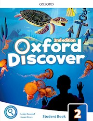 Libro Oxford Discover 2  Student'S Book With App Pack