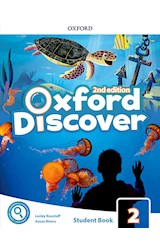Papel Oxford Discover 2nd Edition 2 Student's Book