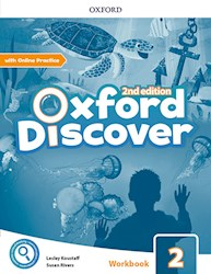 Libro Oxford Discover 2  Workbook With Online Practice Pack