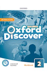 Papel Oxford Discover 2nd Edition 2 Workbook (w/Online Practice)