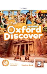 Papel Oxford Discover 2nd Edition 3 Student's Book