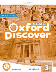 Libro Oxford Discover 3  Workbook With Online Practice Pack
