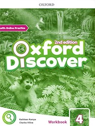 Libro Oxford Discover 4  Workbook With Online Practice Pack
