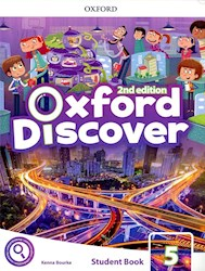 Libro Oxford Discover 5  Student'S Book With App Pack