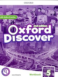 Libro Oxford Discover 5  Workbook With Online Practice Pack