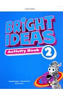 Papel BRIGHT IDEAS 2 ACTIVITY BOOK WITH ONLINE PRACTICE OXFORD (NOVEDAD 2019)