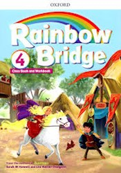 Papel Rainbow Bridge 4 Classbook And Workbook