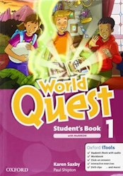Libro World Quest 1  Student'S Book With Multirom