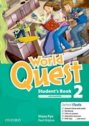 Libro World Quest 2  Student'S Book With Multirom