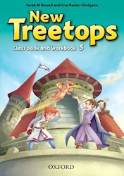 Libro New Treetops 5  Class Book And Workbook