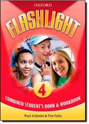 Libro Flashlight 4 Combined Student'S Book & Workbook