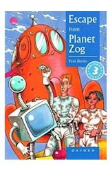 Papel ESCAPE FROM PLANET ZOG (OXFORD HOTSHOT PUZZLES LEVEL 3)