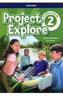 Papel PROJECT EXPLORE 2 STUDENT'S BOOK OXFORD (NOVEDAD 2020)