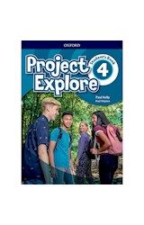 Papel Project Explore 4 Student's Book