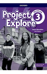 Papel Project Explore 3 Workbook