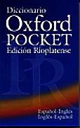 Papel Diccionario Oxford Pocket Edicion Rioplatens S/Cd