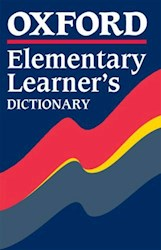 Papel Oxford Elementary Learner'S Dictionary