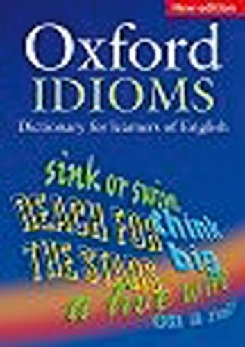 Papel Oxford Dictionary Of Eng. Idioms