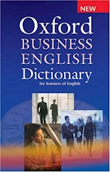 Papel Oxford Business English Dictionary N/E