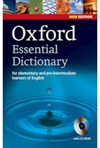 Papel OXFORD ESSENTIAL DICTIONARY 2ND EDITION DICTIONARY
