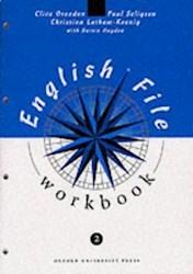 Papel English File 2 Wb W/Key