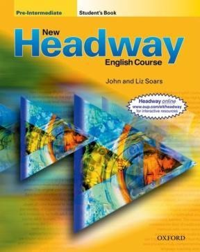 Papel New Headway Pre-Int. Book