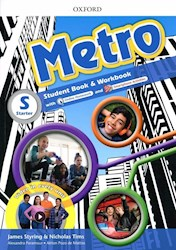 Papel Metro Starter Student Book & Workbook